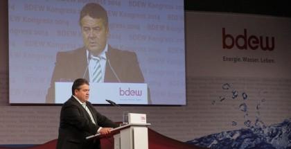 Sigmar Gabriel, Bundesminister für Wirtschaft und Energie; Copyright Gerhard Kassner
