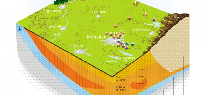 Energiedialog: Bayerns Erdwärme nutzen