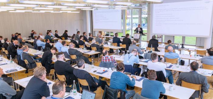 """Symposium """"Energieeffizienz und Regelung von Kälte-, Klimaanlagen sowie Wärmepumpen""""am 03./04. April 2019 in Karlsruhe"""