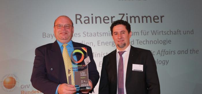 Erdwärme (Geothermie) – Bayern verteidigt Titel in der erdwärmeLIGA